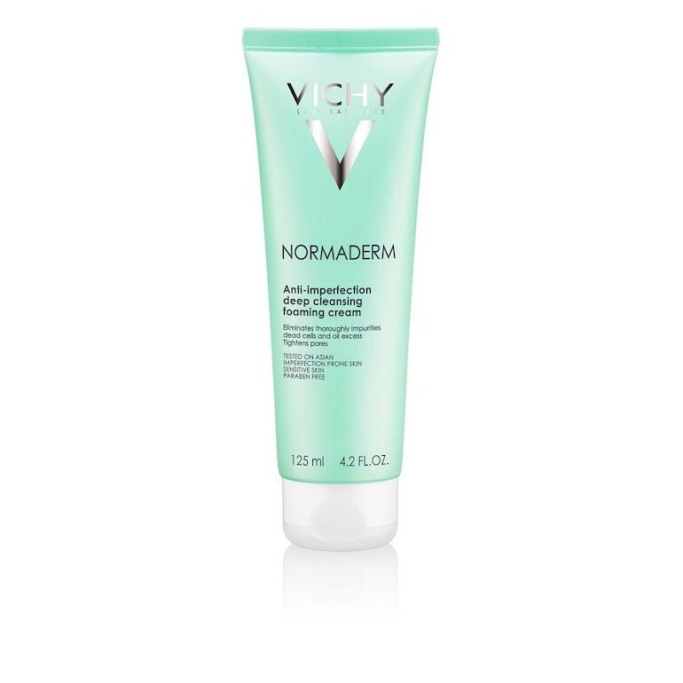 Sữa rửa mặt Vichy Normaderm Anti-Imperfection Deep Cleansing Foaming Cream