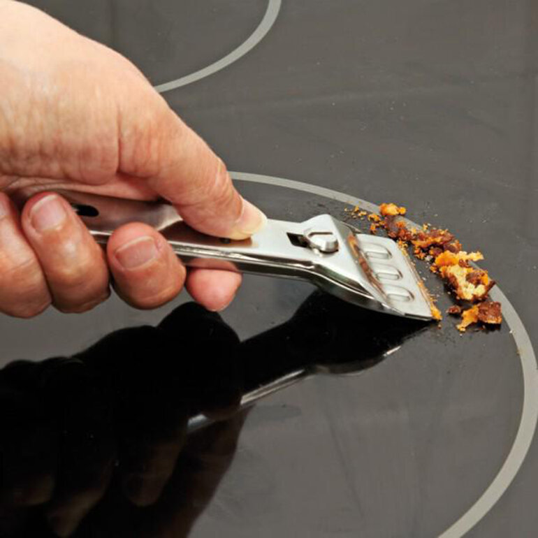 Dao cạo vệ sinh mặt bếp từ, bếp hồng ngoại hãng Blink hàng xách tay từ Đức
