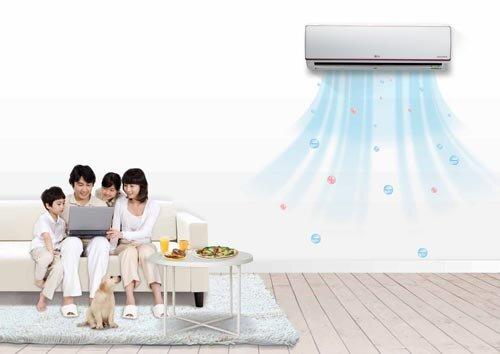 Chọn mua điều hòa có công suất phù hợp với không gian nhà