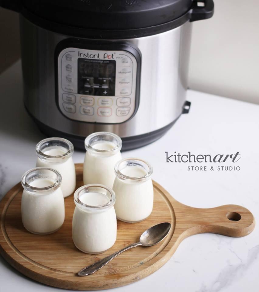 Cách ủ sữa chua bằng nồi áp suất siêu dễ