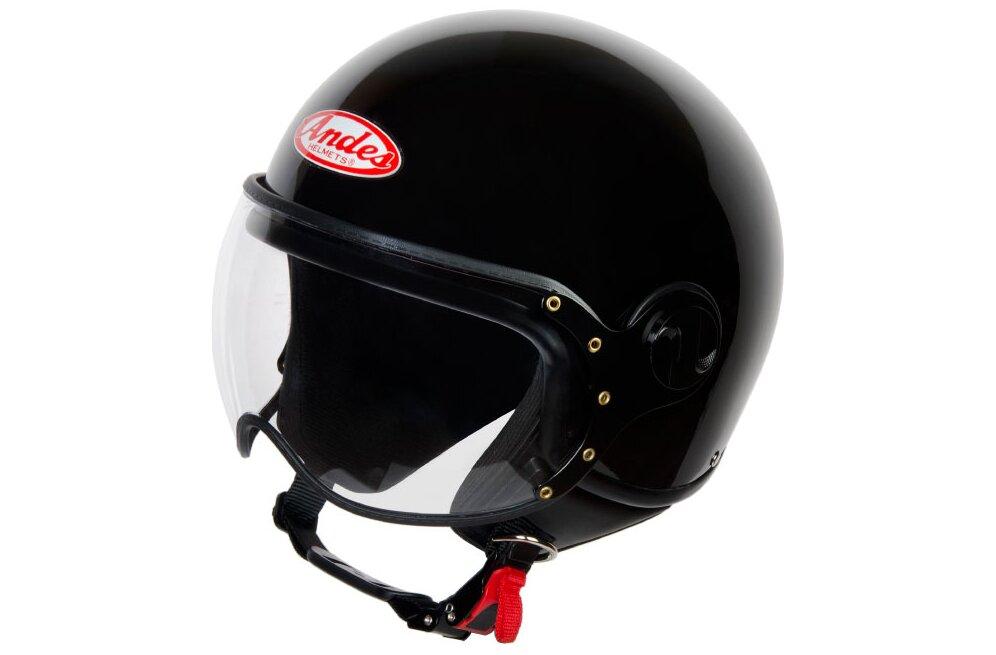 Mũ bảo hiểm Andes ¾ 3S103DL
