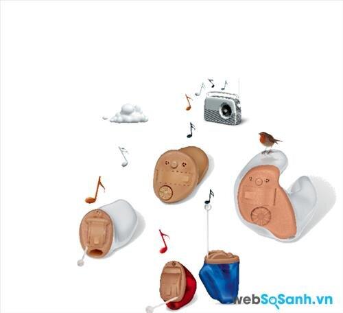 Máy trợ thính Phonak Virto Q