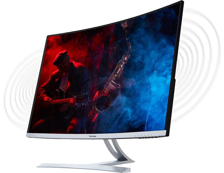 Tivi màn hình cong Viewsonic