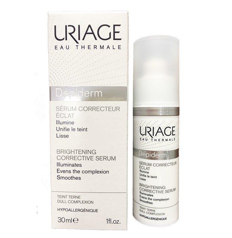 Kem dưỡng da chống lão hóa Uriage Depiderm White Serum Correcteur Eclaircissant