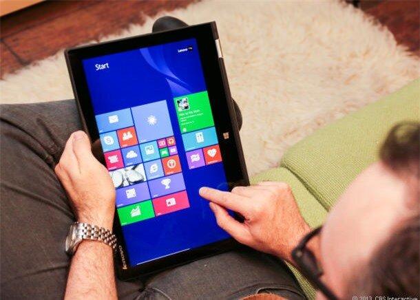 Khá to và nặng khi cầm đọc sách, duyệt web ở chế độ tablet