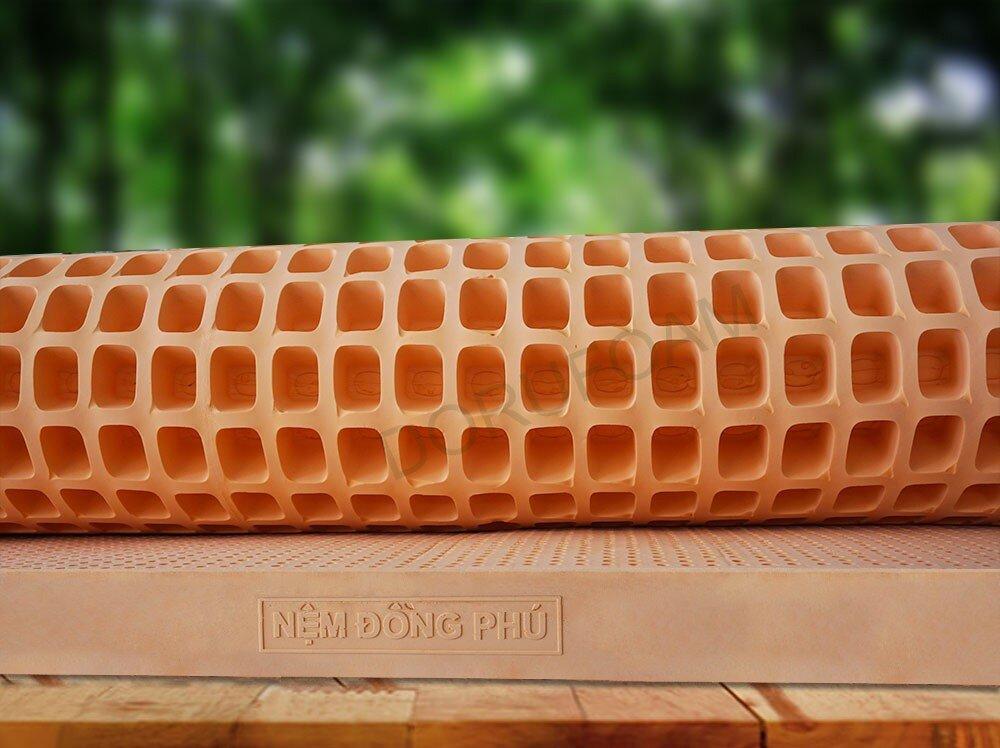 Nệm cao su thiên nhiên Đồng Phú