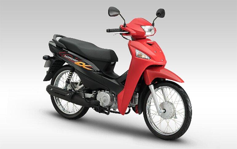 Xe máy Honda Wave Alpha