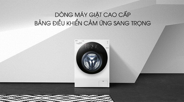 Dòng máy giặt 7kg LG là sự lựa chọn rất hợp cho gia đình