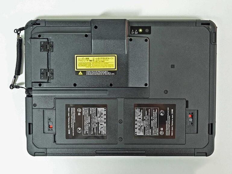 máy tính bảng panasonic toughbook a3