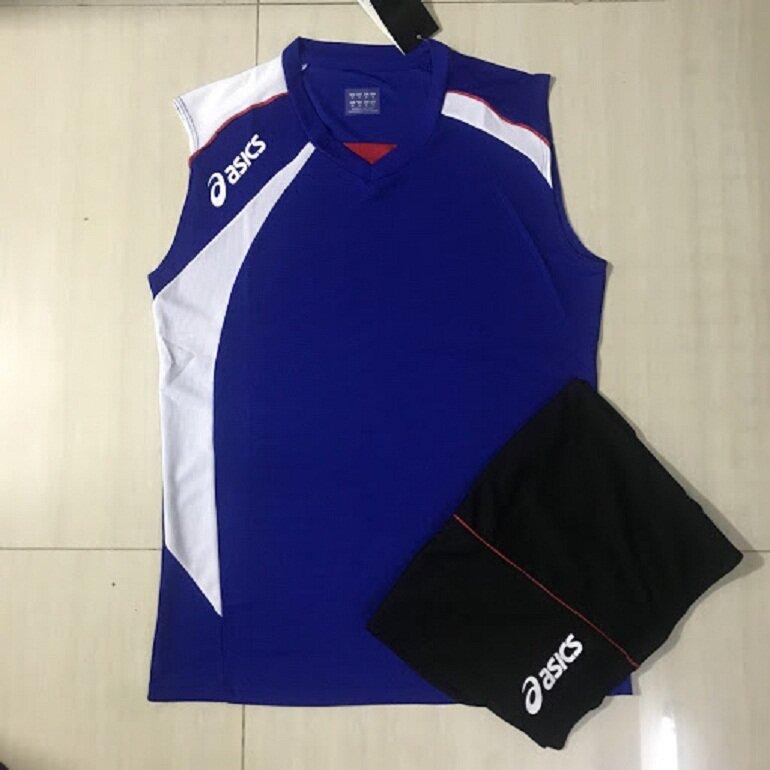Quần áo bóng chuyền Asics