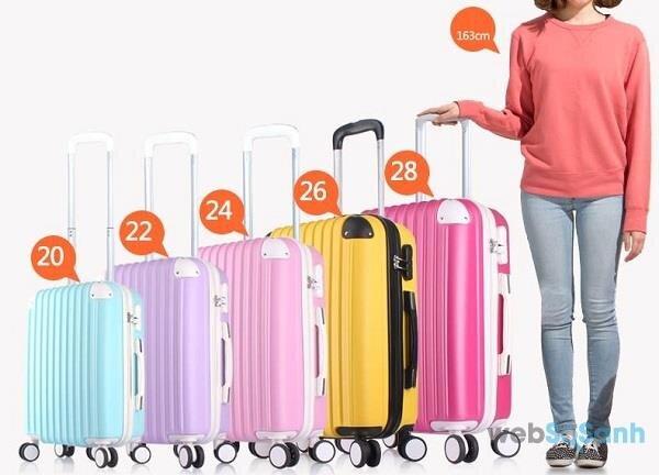 chọn vali du lịch loại nào tốt