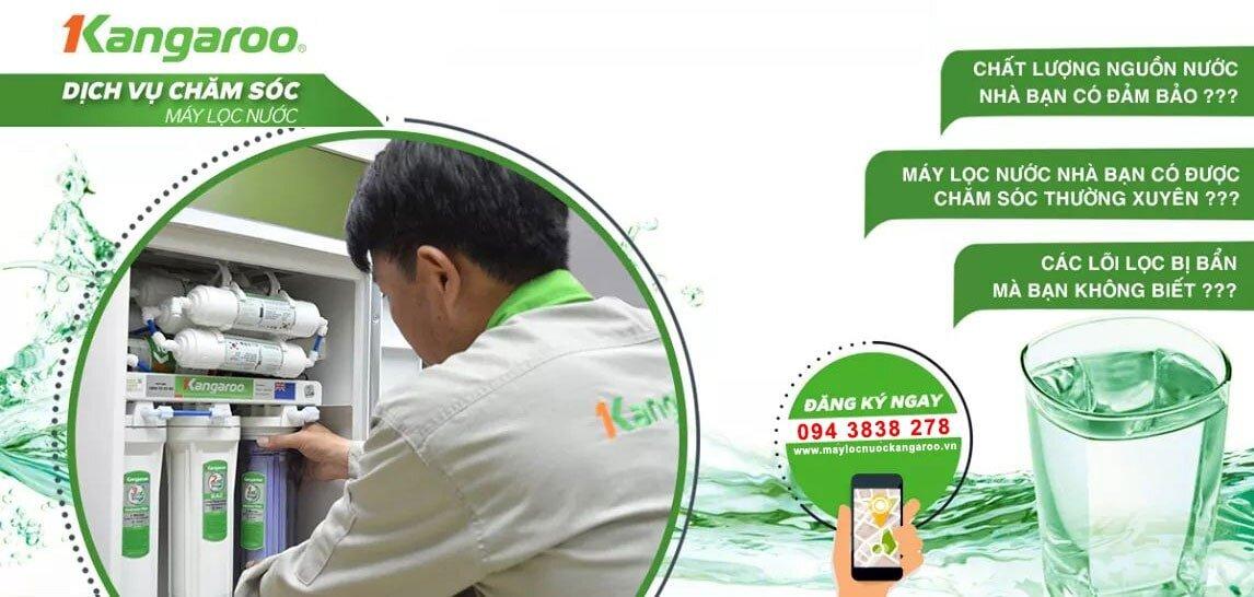 Sửa chữa máy lọc nước tại nhà