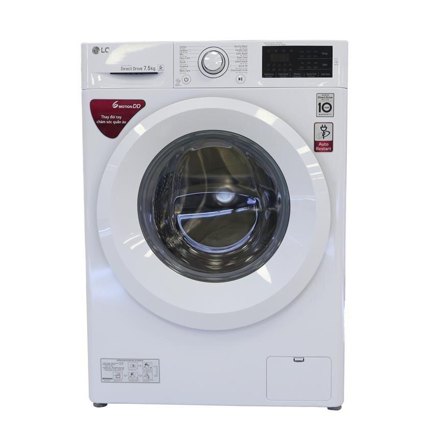 Sản phẩm máy giặt lồng ngang LG FC1475N5W2 được bán giá tốt