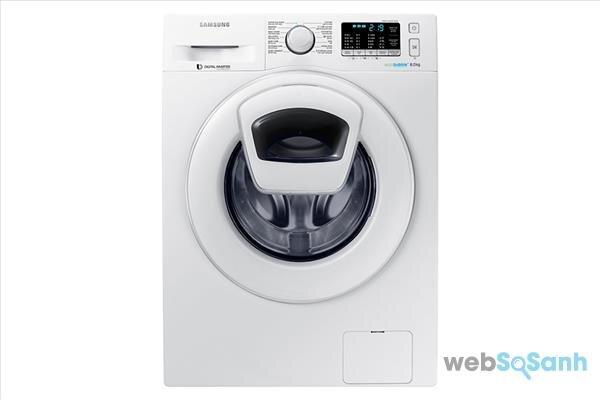 Máy giặt lồng ngang Samsung WD85K5410OX