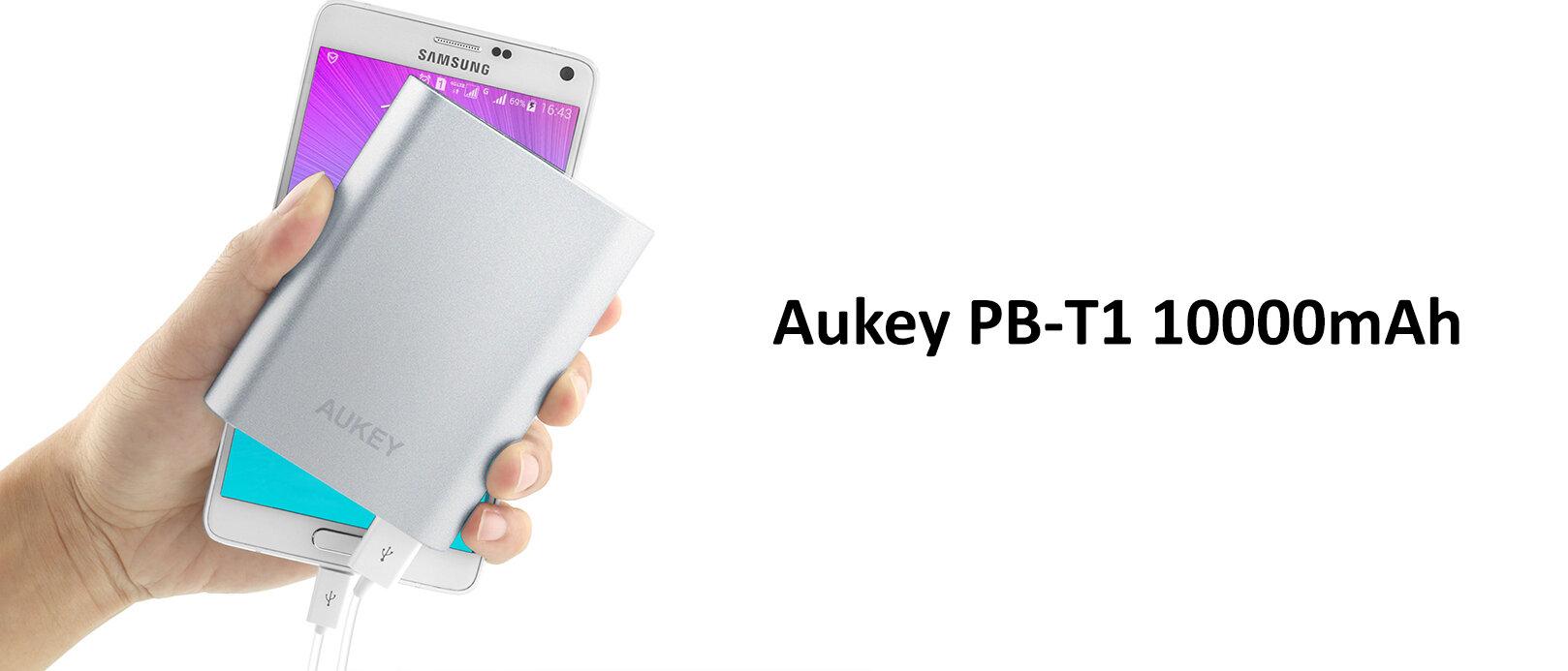 Aukey PB-T1 10000mAh