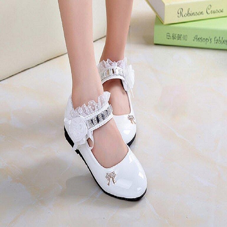giày búp bê bé gái công chúa