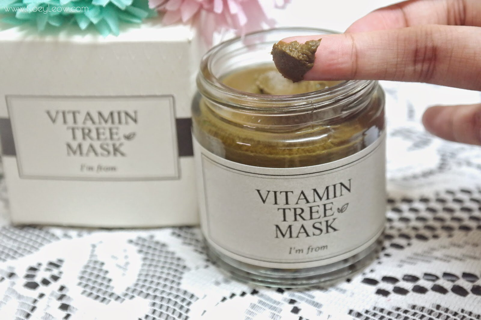 Mặt nạ thải độc I'M FROM Vitamin Tree Mask