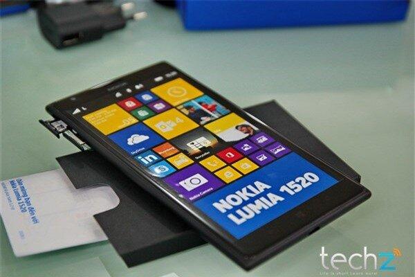 Mở hộp Lumia 1520 chính hãng tại Việt Nam: Trên cả tuyệt vời-image-1385719089470