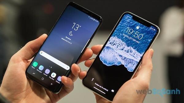 iPhone X hạ giá trong năm 2018