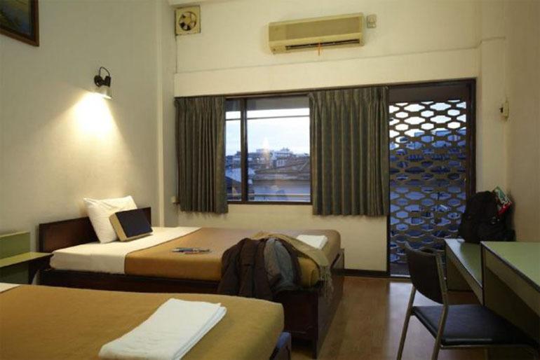 Khách sạn được bày biện ấm cúng, giản đơn (Nguồn: Internet)