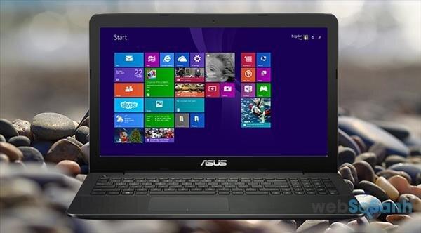 Laptop Asus X554LP