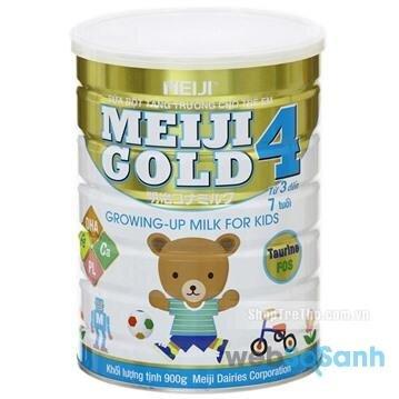 Sữa bột Meiji Nhật Bản nhập khẩu