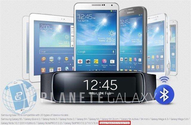 Samsung chính thức xác nhận sự tồn tại của Galaxy Tab 4
