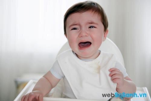 Không dung nạp lactose khiến trẻ bị rối loạn tiêu hóa