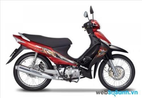 Suzuki Viva được nhiều người ưa thích