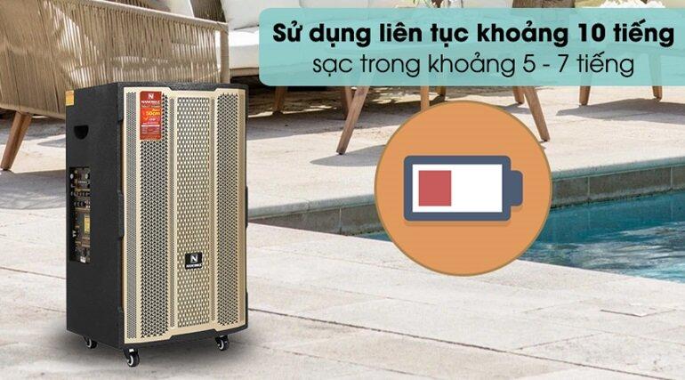 loa keo karaoke nanomax s-3000