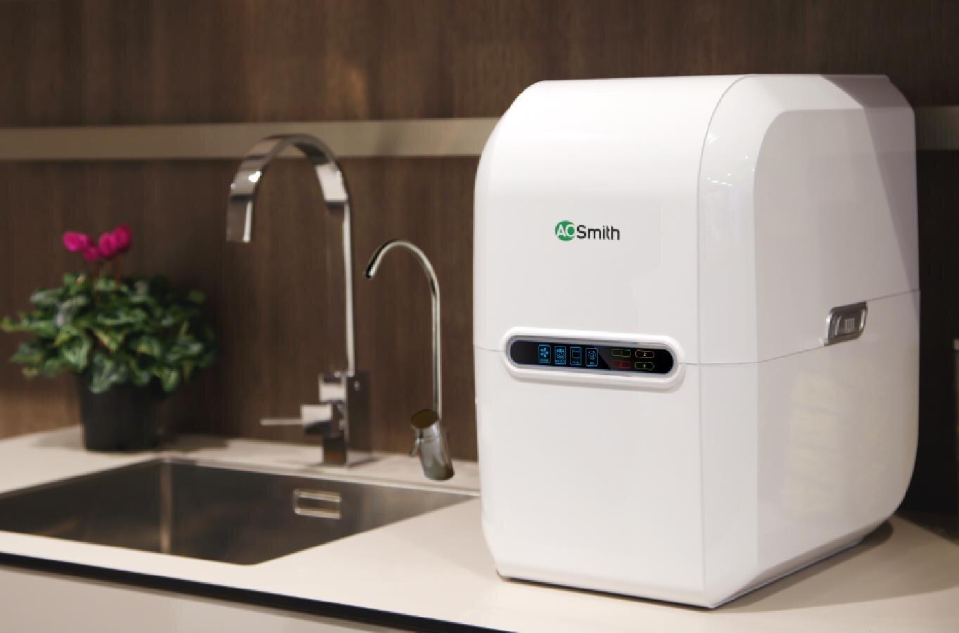 Các sản phẩm máy lọc nước A. O. Smith rất được ưa chuộng trên thị trường
