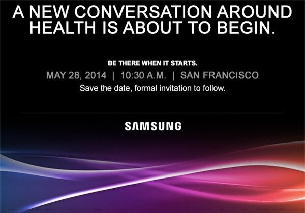 Samsung sắp tổ chức sự kiện bàn luận về sức khỏe