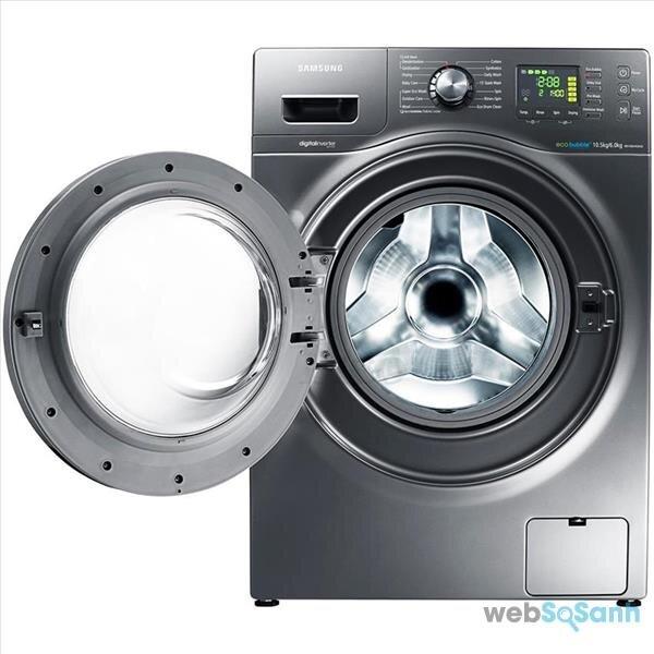 Máy giặt sấy Electrolux EWW14012 Inverter, 10kg sấy 7kg