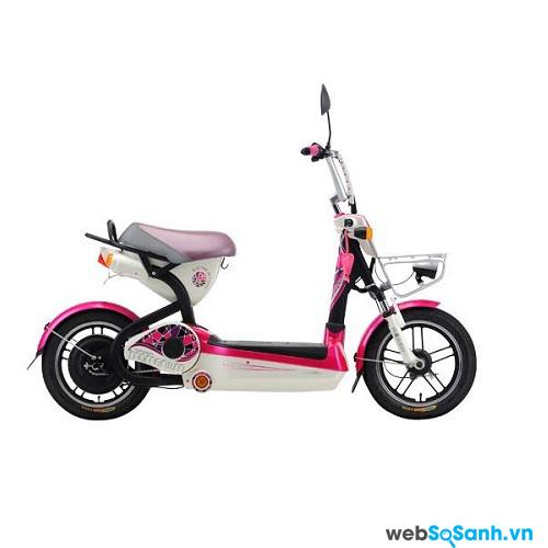 Xe đạp điện Giant M133L là chiếc xe khá năng động và bền bỉ