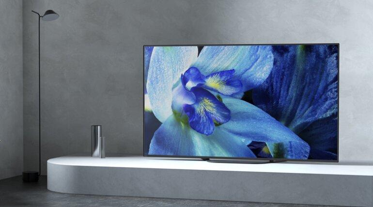 OLED TV 4K Sony 65A8G 65 inch UHD-2
