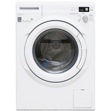 Máy giặt Hitachi BDW85TSP - Lồng ngang, 8.5 Kg, Màu WH