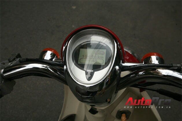 Honda Crea Scoopy 50cc: Scooter lý tưởng trong phố 4
