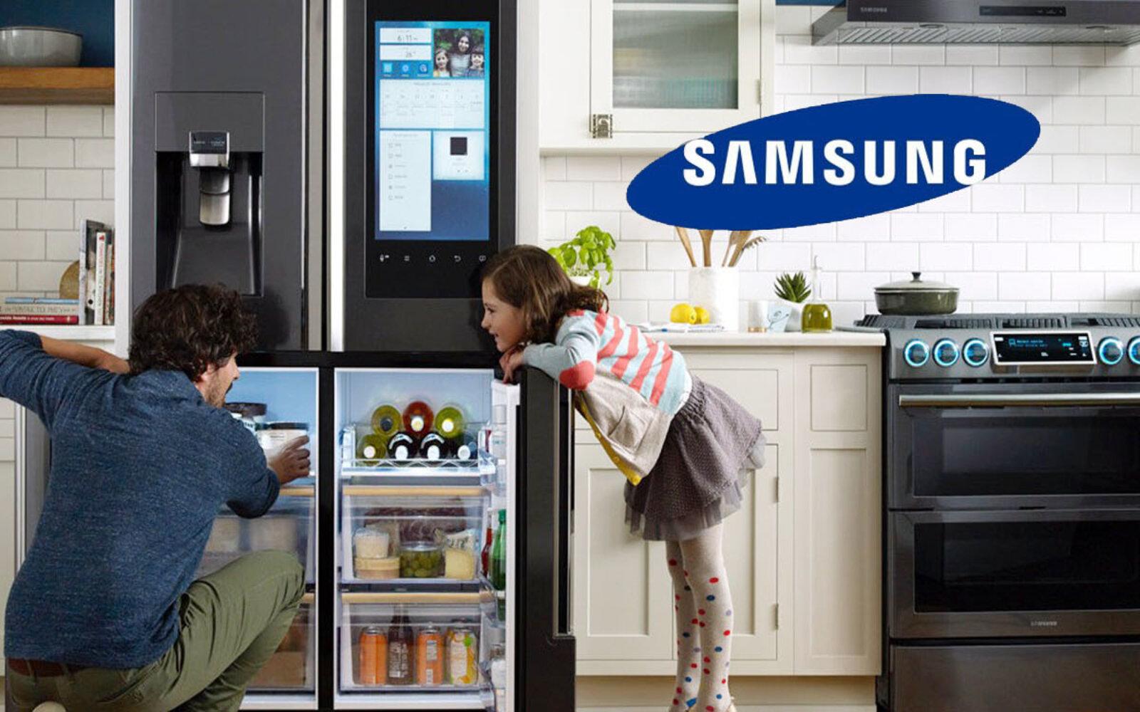 Hệ sinh thái những sản phẩm điện máy của Samsung