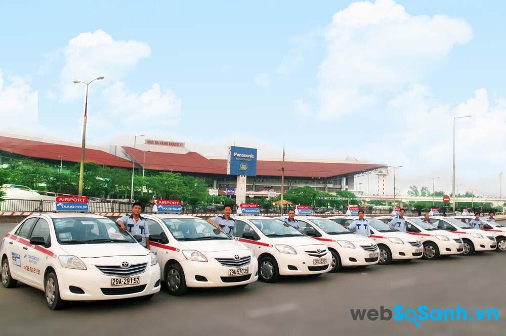 Taxi Group là một trong những hãng taxi hàng đầu tại Hà Nội
