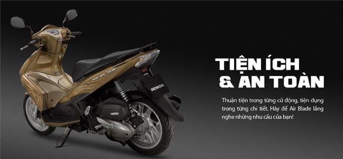 Đánh giá Honda Air Blade 2014 - Giá xe và chi tiết hình ảnh - 53799