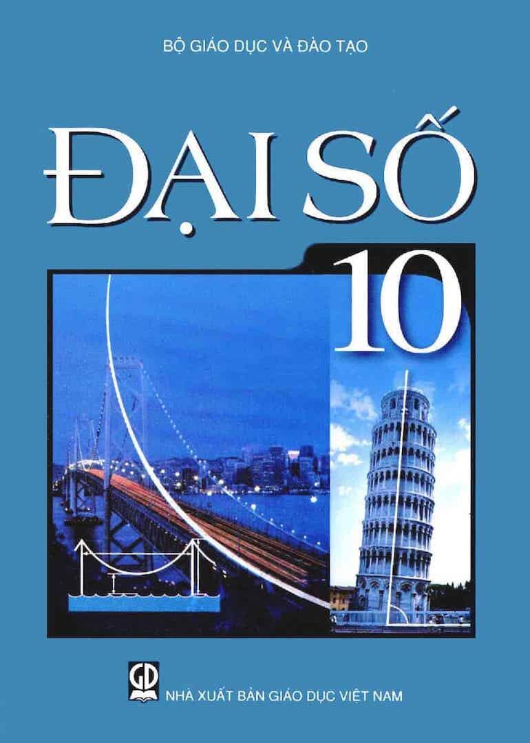 Sách giáo khoa toán 10 có nội dung chuyên sâu