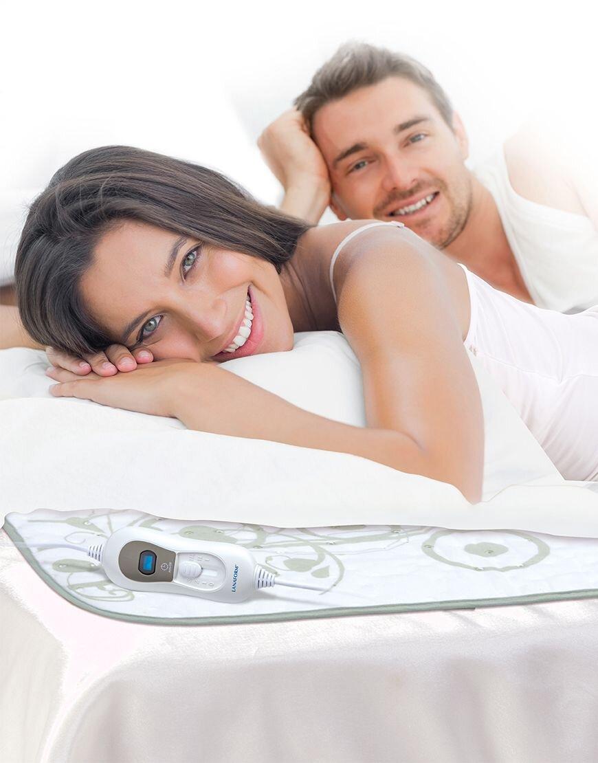 Đệm điện giúp giữ nhiệt và đảm bảo sức khỏe