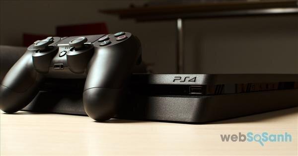 PS4 Slim rất tiết kiệm điện năng