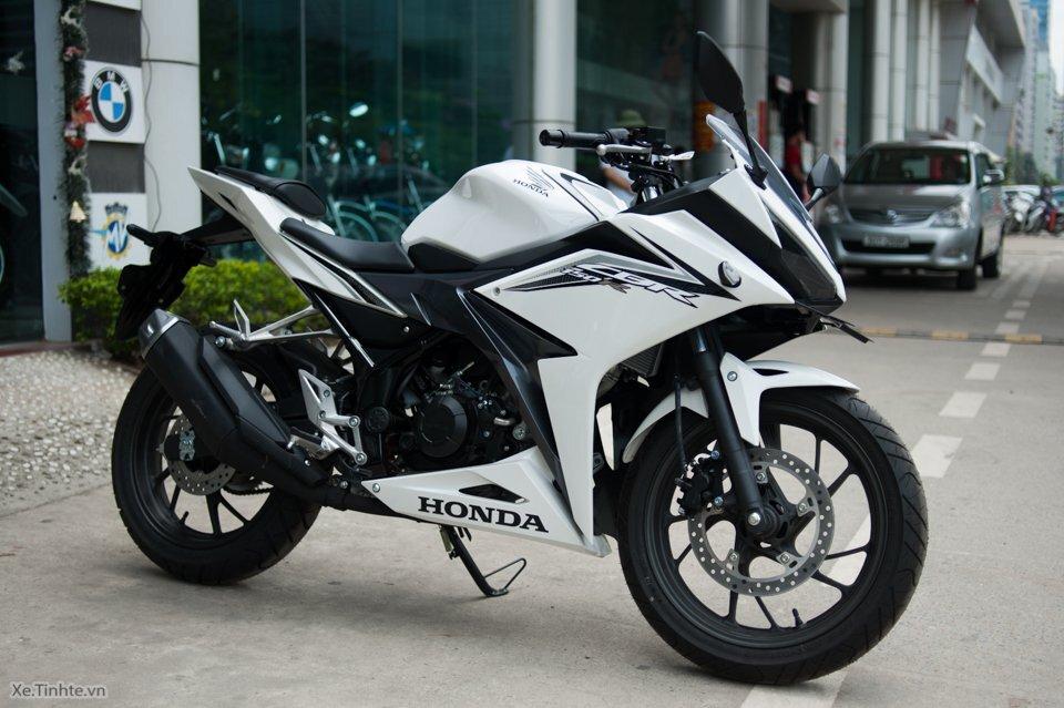 Mẫu sportbike thể hiện sự cá tính cho chủ sở hữu