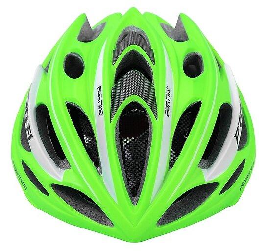 Nón bảo hiểm xe đạp Fornix A02N050L kiểu dáng mạnh mẽ, cá tính