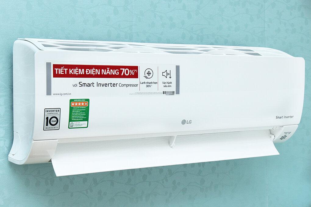 Máy lạnh LG dòng Smart Inverter