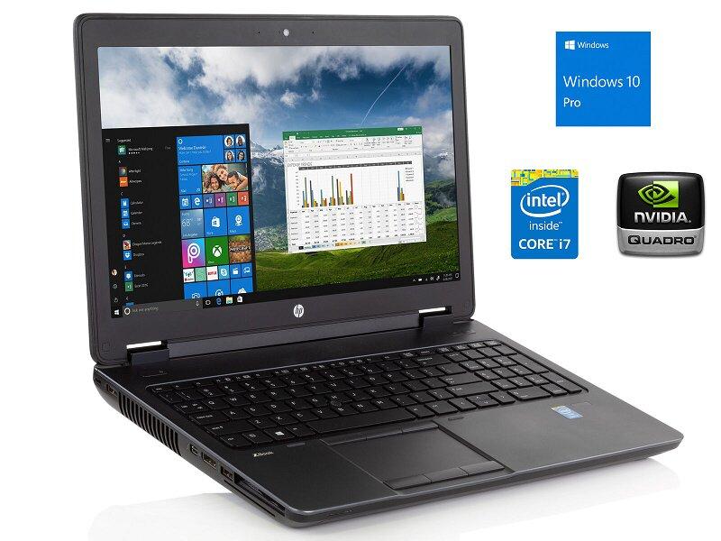 HP Zbook 15 G1 là dòng máy được thiết kế dành riêng cho doanh nhân