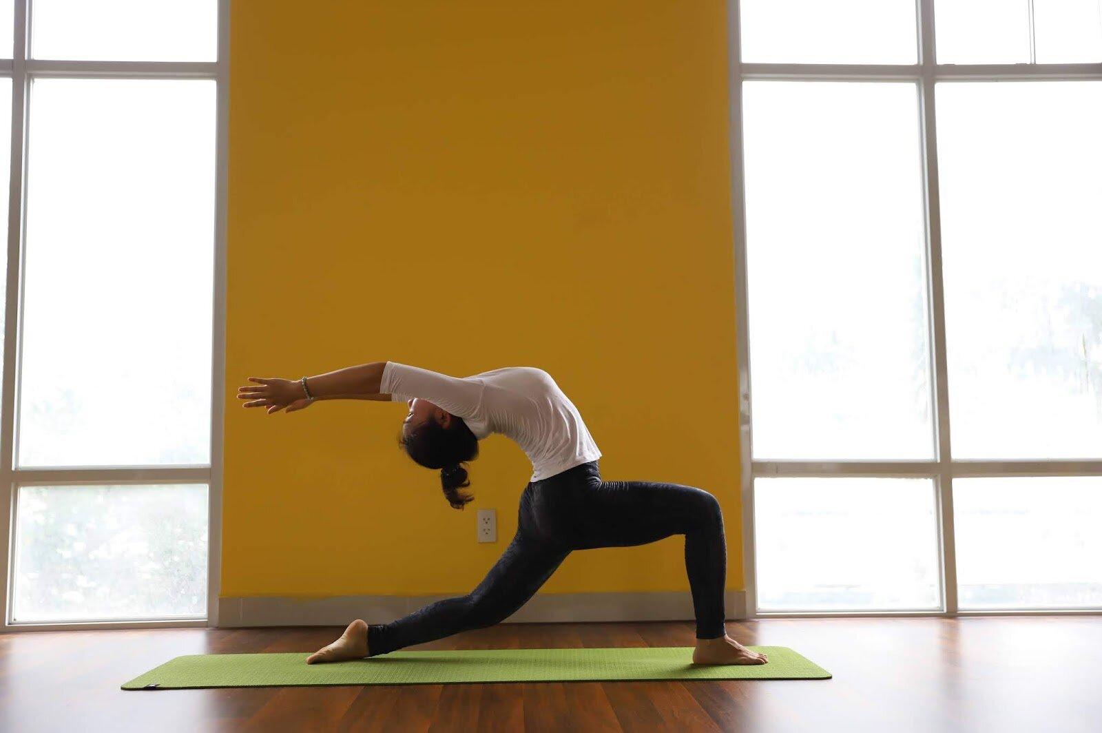 Chọn lựa thảm tập tùy vào loại hình Yoga bạn chọn là tĩnh hay động