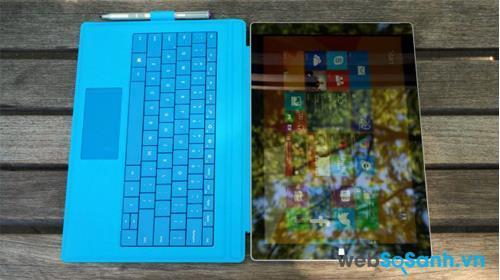 Chiếc Microsoft Surface Pro 3