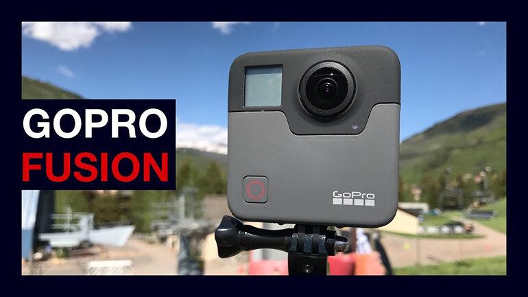 Máy quay 360 độ GoPro Fusion